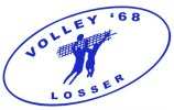 Volley '68 Logo